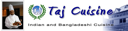 Taj Cuisine an Indian Takeaway in Chatham