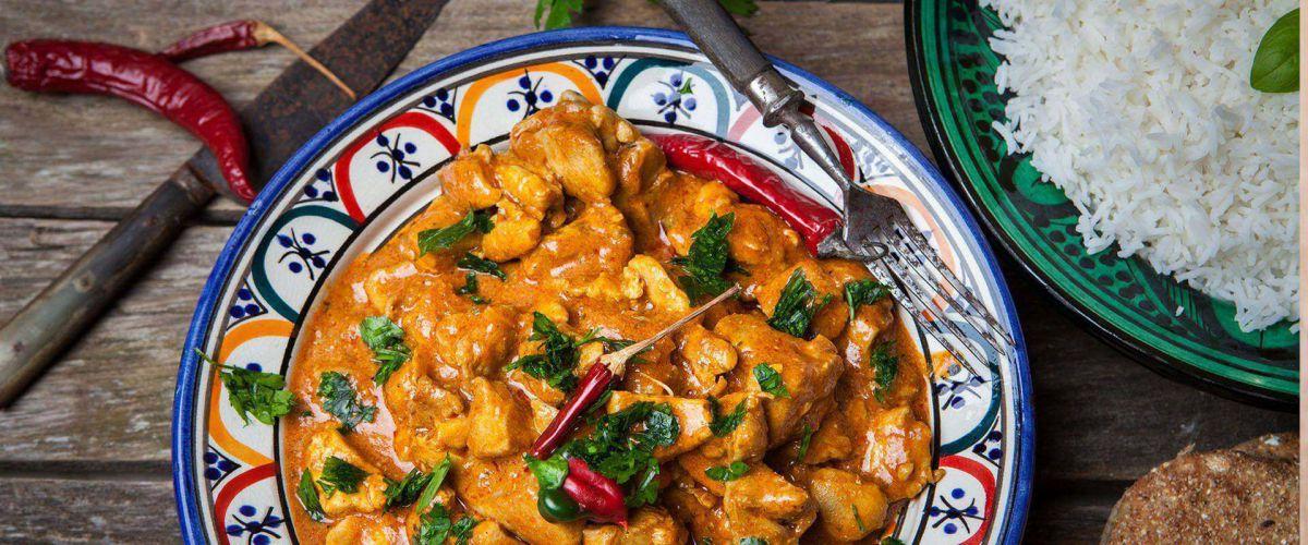 Slide for Taj Cuisine an Indian Takeaway in Chatham